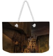 Emily Carr Alley Weekender Tote Bag by Juan Contreras