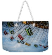Empty Swings Weekender Tote Bag