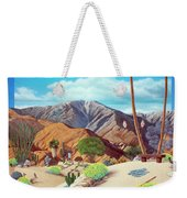 Enchanted Desert Weekender Tote Bag