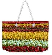 Endless Beautiful Tulip Fields Weekender Tote Bag