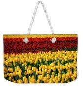 Endless Tulip Fields Weekender Tote Bag