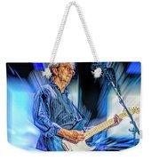 Eric Clapton Slowhand Weekender Tote Bag