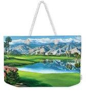 Escena Golf Club Weekender Tote Bag