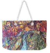 Eve Weekender Tote Bag