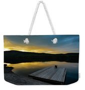 Evening Stillness Weekender Tote Bag