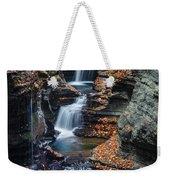 Every Teardrop Is A Waterfall Weekender Tote Bag