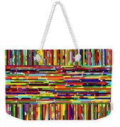 Every Tribe Tongue And Nation Weekender Tote Bag
