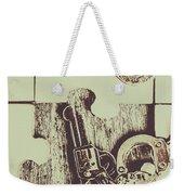 Evidential Mystery Weekender Tote Bag