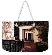 Exterior Amazing Getty Villa  Weekender Tote Bag