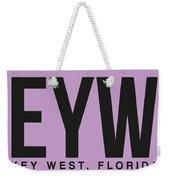 Eyw Key West Luggage Tag I Weekender Tote Bag