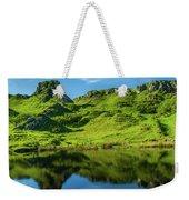 Fairy Glen, Isle Of Skye Weekender Tote Bag