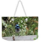 Fairy-wren 3 Weekender Tote Bag