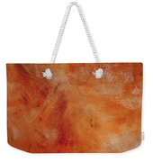 Fall Golden Hour- Abstract Art By Linda Woods Weekender Tote Bag