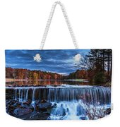 Fall In The Hudson Valley  Weekender Tote Bag