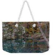 Fall In The Ozarks Weekender Tote Bag
