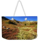 Fall On The Mountains Weekender Tote Bag