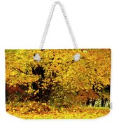 Fall To Grace Weekender Tote Bag