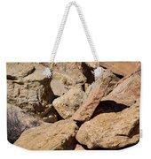 Fallen Sandstone Boulders Weekender Tote Bag