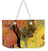 Falling Into Fall Weekender Tote Bag