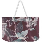 Fantasy Flutters Weekender Tote Bag