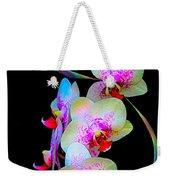 Fantasy Orchids In Full Color Weekender Tote Bag