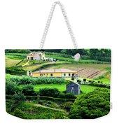 Farm Houses Weekender Tote Bag