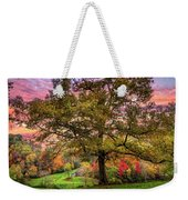 Farm In The Blue Ridge Smoky Mountains Weekender Tote Bag