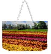 Farming Tulips Weekender Tote Bag