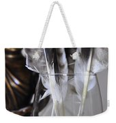 Feathers 3 Weekender Tote Bag
