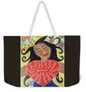 Fiam, Goddess Of Becoming Weekender Tote Bag