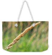 Field Grass Weekender Tote Bag