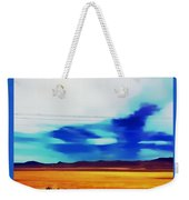 Fields Of Colorado Weekender Tote Bag