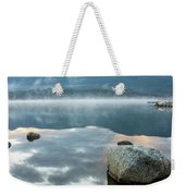 First Light Reflection Weekender Tote Bag