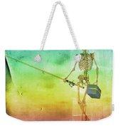 Fishing Man Weekender Tote Bag