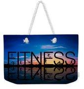 Fitness Concept Weekender Tote Bag