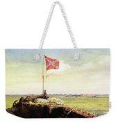 Flag Of Fort Sumter Weekender Tote Bag