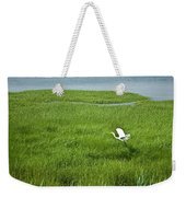 Salt Marsh Flight Weekender Tote Bag