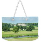 Floors Castle And River Tweed Weekender Tote Bag