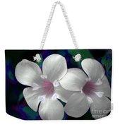 Floral Photo A030119 Weekender Tote Bag by Mas Art Studio