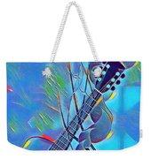 Flow Of Music Weekender Tote Bag
