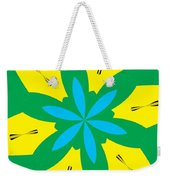 Flowers Number 36 Weekender Tote Bag