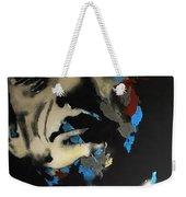 Folsom Blues _ Johnny Cash  Weekender Tote Bag