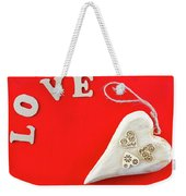 For Valentines Day 2 Weekender Tote Bag