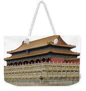Forbidden City 60 Weekender Tote Bag