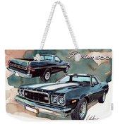 Ford Ranchero 500 Weekender Tote Bag