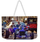 Ford T-bucket Hot Rod Weekender Tote Bag