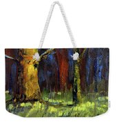 Forest Trees 1 Weekender Tote Bag