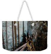 Fort Tools Weekender Tote Bag by Judy Hall-Folde
