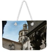 Fossanova Abbey Weekender Tote Bag