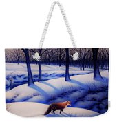 Fox Hunt Creek Weekender Tote Bag